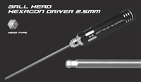 ORCA 2.5mm Ball Head Hex Driver