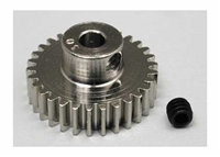 ROBINSON RACING Nickel Plated Steel Motor Pinion Gear 48P 30T RRP1030