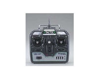 TACTIC TTX401 4-Channel FM Transmitter 72Mhz TACJ0401