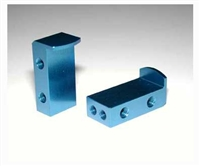 TAKE OFF Aluminum Anodized Servo Post Blue TO-361LB