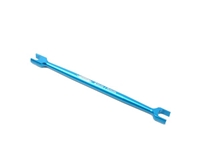 Yeah Racing Aluminum 4mm / 5mm Turnbuckle Shaft Wrench Blue YT-0107BU