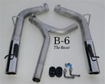 B-6 Dual conversion kit