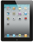 "Apple Ipad 2 Tablet - 16GB WiFi + 3G - Black - 850/900/1900/2100MHz WCDMA, 9.7"" Display, iOS 4, 0.7MP Camera, 720p HD Video, GPS, Digital Compass, TV-out, iOS 4"