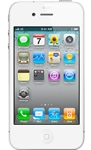 "Apple iPhone 4 16GB Unlocked QuadBand Cellular Phone White - iPhone4 Never Locked - 850/900/1900/2100MHz WCDMA, 5MP Camera, 3.5"" Touch Screen, Digital Compass, 720p HD Video, FaceTime, Retina Display, iPhone OS iOS 4"