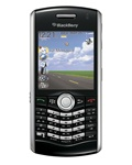 RIM Blackberry 8110 Pearl Smartphone Unlocked QuadBand GPS Cellular Phone Black - EDGE, 2MP Camera