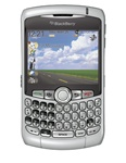 RIM Blackberry 8320 Curve Smartphone Unlocked QuadBand WiFi Cellular Phone Refurbished Titanium - EDGE, 2MP Camera