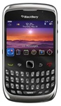 RIM Blackberry 9300 Curve 3G Unlocked QuadBand GPS WiFi HSDPA Cellular Phone - 2100MHz WCDMA, 2MP Camera, 3.5 mm audio jack, QWERTY Keyboard, Optical Trackpad, BlackBerry OS 6.0