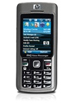 HP iPAQ 510 Voice Messenger Unlocked QuadBand WiFi Cellular Phone - EDGE, 1.3MP Camera, Microsoft Windows Mobile 6.0 Standard