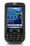 HP iPAQ 614c Unlocked QuadBand GPS WiFi HSDPA Cellular Phone 614 - 850/1900/2100MHz WCDMA 3G HSDPA 3.15MP Camera, WiFi, GPS, Microsoft Windows Mobile 6.0 Professional