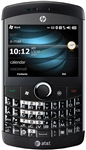 HP iPAQ Glisten AT&T Locked QuadBand GPS WiFi HSDPA Cellular Phone  - 850/1900/2100MHz WCDMA 3.15MP Camera, WiFi, GPS, QWERTY, Microsoft Windows Mobile 6.5 Professional