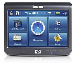 "HP iPAQ 310 Travel Companion - GPS receiver - Automobile Navigator - 4.3"" Active Matrix TFT Color LCD - Refurbished"