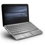 "HP Mini 2140 Netbook - Intel Atom N270 1.6GHz, 512KB L2 cache, 533MHz FSB, 1GB, 160GB 5400RPM HDD, 10.1"" WXGA (1024x576), Gigabit Ethernet; 802.11a/b/g draft-n Wireless; Bluetooth, Webcam, Windows XP Home - KS143UT#ABA"