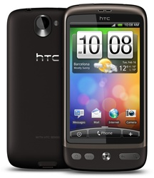"HTC Desire A8183 Telstra Unlocked QuadBand GPS WiFi HSDPA Cellular Phone Bravo - 850/2100MHz WCDMA, 3.7"" capacitive Display, AMOLED, Multi-touch, 5MP Camera, Digital Compass, FM Radio, 3.5 mm audio jack, Snapdragon, Android OS, v2.1 Eclair"