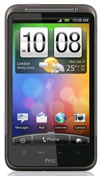"HTC Desire HD A9191 Unlocked QuadBand GPS WiFi HSDPA Cellular Phone Ace - 900/2100MHz WCDMA, 4.3"" capacitive Display, Multi-touch, 8MP Camera, 720p HD Video, Digital Compass, FM Radio, 3.5 mm audio jack, Snapdragon, Android OS, v2.2 Froyo"