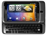 "HTC Desire Z A7272 Unlocked QuadBand GPS WiFi HSDPA Cellular Phone Vision - 900/2100MHz WCDMA, QWERTY Keyboard, 3.7"" capacitive Display, Multi-touch, 5MP Camera, 720p HD Video, Digital Compass, FM Radio, 3.5 mm audio jack, Android OS, v2.2 Froyo"