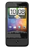 "HTC Legend A6363 Unlocked QuadBand GPS WiFi HSDPA Cellular Phone Black - 900/2100MHz WCDMA, 3.2"" capacitive Display, Multi-touch, 5MP Camera, FM Radio, 3.5 mm audio jack, HTC Sense, Android OS, v2.1 Eclair"