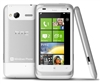 "HTC Radar C110E Unlocked QuadBand GPS WiFi HSDPA Cellular Phone White Omega - 900/2100MHz WCDMA, 3.8"" capacitive Display, Gorilla Glass, Accelerometer, 5MP Camera, 720p HD, FM Radio, Microsoft Windows Phone 7.5 Mango"