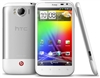 "HTC Sensation XL X315E Beats Audio Unlocked QuadBand GPS WiFi HSDPA Cellular Phone White Runnymede - 850/900/2100MHz WCDMA, 4.7"" capacitive Display, Accelerometer, 16GB Storage, 8MP Camera, 720p HD, Digital Compass, FM Radio, Android OS v2.3 Gingerbread"