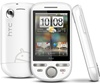 "HTC Tattoo A3288 Unlocked QuadBand GPS WiFi HSDPA Cellular Phone Click White - 900/2100MHz WCDMA, 2.8"" TFT, 3.15MP Camera, Autofocus, Sense UI, Accelerometer, 3.5mm audio jack, Digital Compass, FM Radio, Google Android OS"