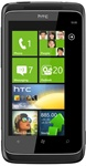 "HTC 7 Trophy T8686 Windows Phone 7 Unlocked QuadBand GPS WiFi HSDPA Cellular Phone - 900/2100MHz WCDMA, 8GB Storage, 3.8"" capacitive Display, 5MP Camera, 720p HD Video, 3.5 mm audio jack, Dolby Mobile SRS, Snapdragon, Microsoft Windows Phone 7"