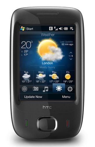 Htc Touch Viva T2223 Unlocked Quadband Touch Screen