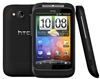 "HTC Wildfire S A510E Unlocked QuadBand GPS WiFi HSDPA Cellular Phone Black - 900/2100MHz WCDMA, 3.2"" capacitive Display, Gorilla Glass, 5MP Camera, Snapdragon, FM Radio, Android OS, v2.3 Gingerbread"