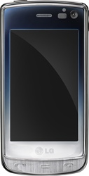 "LG GD900 Crystal Unlocked QuadBand WiFi HSDPA Cellular Phone Titan - 900/2100MHz WCDMA, 8MP Camera, Autofocus, LED Flash, 3"" Touch Screen, Accelerometer, FM Radio, TV-Out"