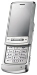 LG KE970 Shine Unlocked TriBand Cellular Phone Silver - EDGE, Bluetooth, 2MP Camera, Flash