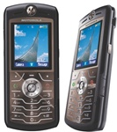 Motorola L7 SLVR Unlocked QuadBand Cellular Phone Black