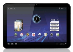 "Motorola XOOM 32GB WiFi + 3G Unlocked QuadBand Android Tablet MZ604 Black - 2100MHz WCDMA, 10.1"" Display, 5MP Camera, 720p HD Video, Accelerometer, NVIDIA Tegra Dual Core processor, Geo-Tagging, Digital Compass, HDMI, Android OS, v3.0 Honeycomb"