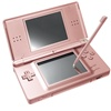 Nintendo DS Lite Portable Gaming Console (Metallic Rose)