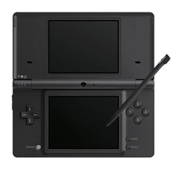 Nintendo DSi Portable Gaming Console (Black)