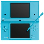 Nintendo DSi Portable Gaming Console (Blue)