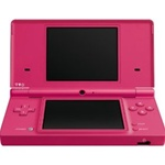Nintendo DSi Portable Gaming Console (Pink)