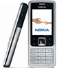 Nokia 6300 Unlocked TriBand Cellular Phone Silver - EDGE, 2MP Camera, FM Radio