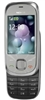 "Nokia 7230 Slide Unlocked QuadBand HSDPA Cellular Phone Graphite - 900/2100MHz WCDMA, 2.4"", 3.15MP Camera, FM Radio"