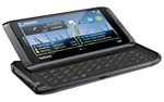 "Nokia E7 16GB Unlocked QuadBand GPS WiFi HSDPA Cellular Phone Dark Grey Black - 850/900/1700/1900/2100MHz WCDMA, 4"" AMOLED Capacitive Display, QWERTY ,8MP Camera, HD Video 720p, HDMI, FM Radio, 3.5 mm audio jack, Digital compass, TV-Out, Symbian ^3"