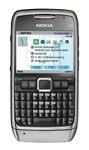 Nokia E71 Unlocked QuadBand GPS WiFi HSDPA Cellular Phone Grey - 900/2100MHz WCDMA, QWERTY Keyboard, Infrared, 3.15MP Camera, FM Radio, Symbian S60