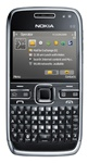 Nokia E72 Unlocked QuadBand GPS WiFi HSDPA 5MP Camera Cellular Phone  - 900/1900/2100MHz WCDMA, FM Radio, Symbian, QWERTY Keyboard