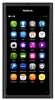 "Nokia N9-00 16GB Unlocked QuadBand GPS WiFi HSDPA Cellular Phone Lankku Black - 850/900/1700/1900/2100MHz WCDMA, 3.9"" AMOLED Display, Gorilla glass, 8MP Camera, Carl Zeiss, HD Video 720p, NFC, Dolby, TV-Out, Digital compass, MeeGo OS, v1.2 Harmattan"