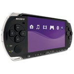 Sony Playstation PSP 3000 Portable Gaming Console Core Pack (Black)