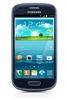 "Samsung Galaxy S III mini GT-i8190 Unlocked QuadBand GPS HSDPA WiFi Cellular Phone Pebble Blue S3 - 900/1900/2100MHz WCDMA, 4.0"" Super AMOLED, Dual-core, 8GB, 5MP Camera, 720p HD Video, Android v4.1 Jelly Bean"
