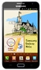 "Samsung Galaxy Note N7000 16GB Unlocked QuadBand GPS HSDPA WiFi Cellular Phone Black - 850/900/1900/2100MHz WCDMA, 5.3"" Super AMOLED, Gorilla Glass, Dual-core ARM, 8MP Camera, 1080p HD Video, LED Flash, FM Radio, NFC, TV-Out, Android OS v2.3 Gingerbread"