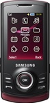 Samsung S5200 Unlocked QuadBand Cellular Phone Black - EDGE, 3.2MP Camera, LED Flash, FM Radio
