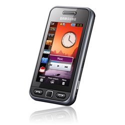 Samsung S5230 Tocco Lite Unlocked QuadBand 3.2MP Camera Cellular Phone - GPRS/EDGE, 3.2MP Camera, FM Radio