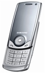 Samsung U700 Ultra Edition II Unlocked TriBand HSDPA 3.15MP Cellular Phone Silver - 2100MHz WCDMA