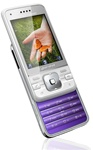 Sony Ericsson C903i Cyber-Shot Unlocked QuadBand GPS HSDPA Cellular Phone C903 Purple - 1900/2100MHz WCDMA, 5MP Camera, FM Radio, TV-Out