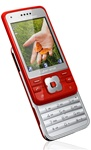 Sony Ericsson C903i Cyber-Shot Unlocked QuadBand GPS HSDPA Cellular Phone C903 Red - 1900/2100MHz WCDMA, 5MP Camera, FM Radio, TV-Out