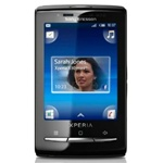 "Sony Ericsson XPERIA X10 mini E10 Unlocked QuadBand GPS WiFi HSDPA Cellular Phone E10i Red - 900/2100MHz WCDMA, 2.55"" capacitive Display, Accelerometer, 5MP Camera, 3.5 mm audio jack, Timescape UI, Digital Compass, FM Radio, Android OS v1.6"
