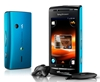 "Sony Ericsson Walkman W8 Unlocked QuadBand GPS WiFi HSDPA Cellular Phone W8i Blue - 900/2100MHz WCDMA, 3.0"" Display, 3.15MP Camera, Timescape UI, Digital compass, FM Radio, Android OS, v2.1 Eclair"